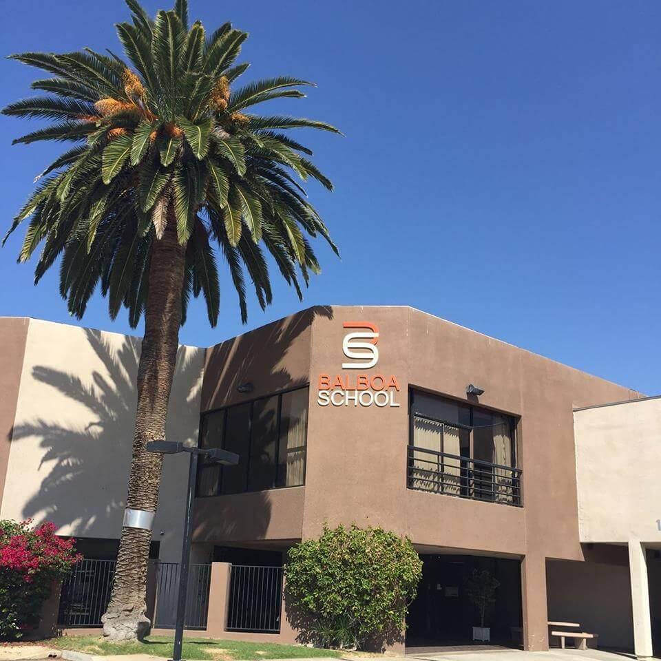 Balboa School 130 Woodward Ave., Escondido, CA. 92025