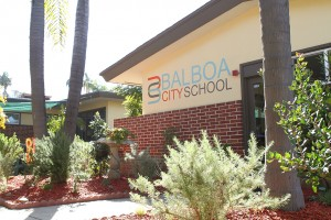 Inside Balboa City School