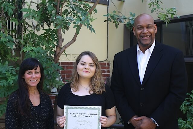 2015 Valedictorian